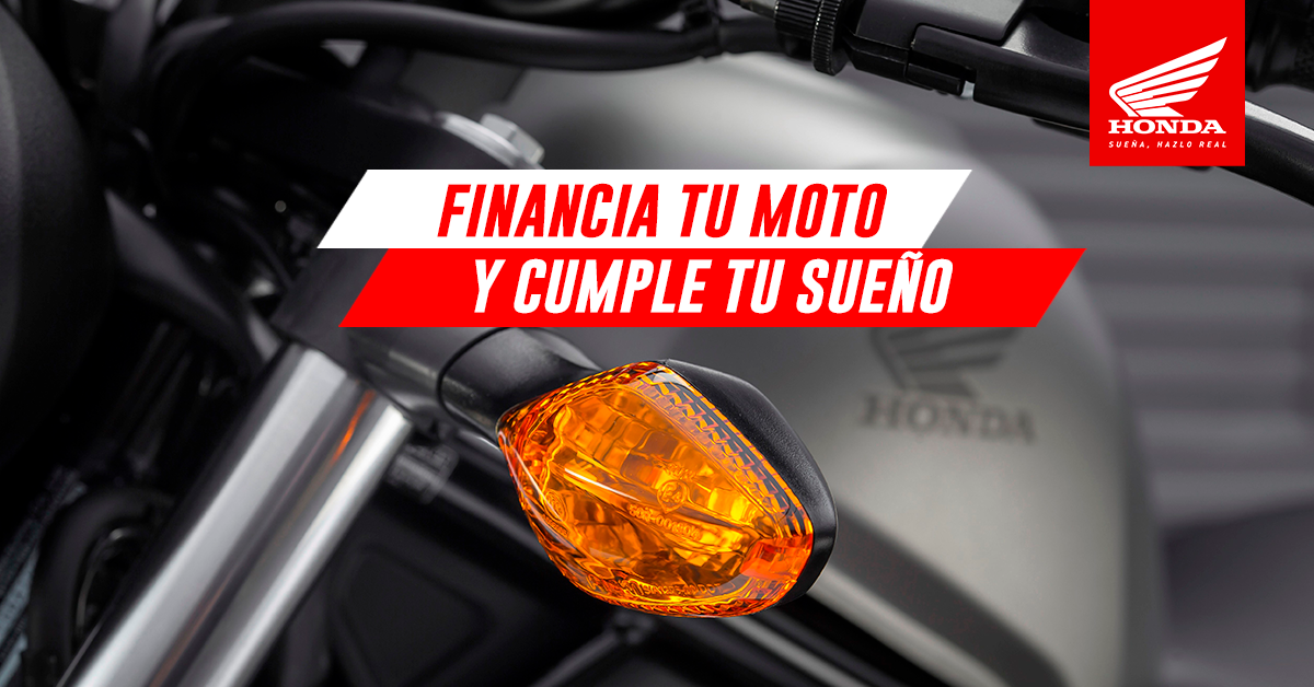 financiar una moto