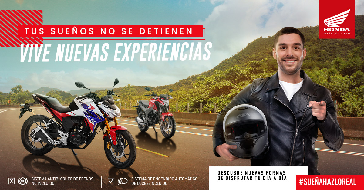 Motos Experiencia Low CC