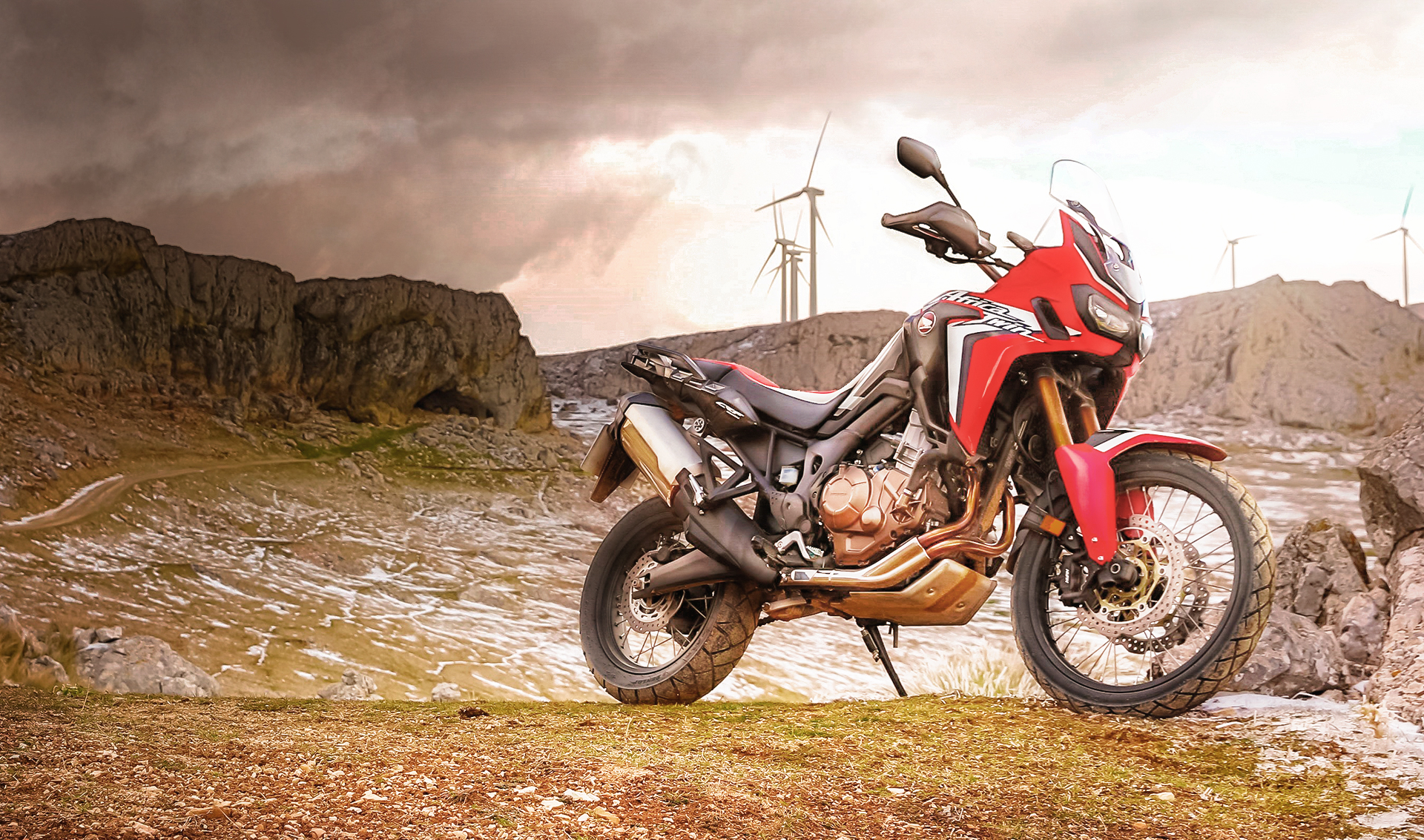 AFRICA TWIN - CRF 1000L